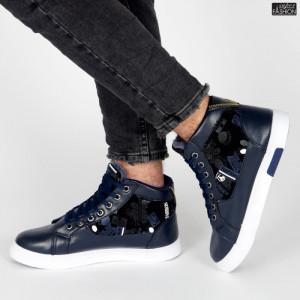"Ghete Sport ""Fashion B-055 Blue"" [S23C12]"