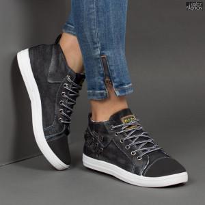 Ghete Sport ''Fashion Balq A-3 Black''