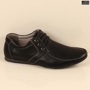 Pantofi ''CLOWSE 1A2186 Black'' [S4F1]