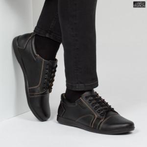 Pantofi ''DON Fashion 6801 Black'' [S17C11]