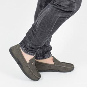 """Pantofi """"Fashion 916 Gray"""" [S3D7]"""