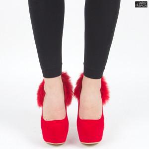 pantofi dama eleganti rosii