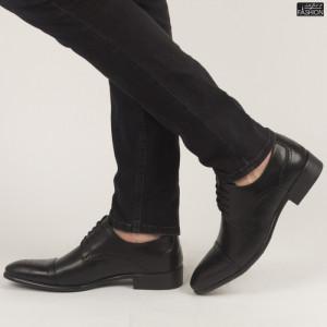 Pantofi ''OUGE RO-007 Black''