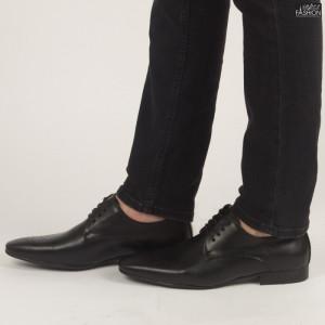 Pantofi ''OUGE RO-009 Black'' [S5B1]