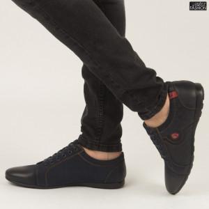 Pantofi ''Renda 69-3C Blue''