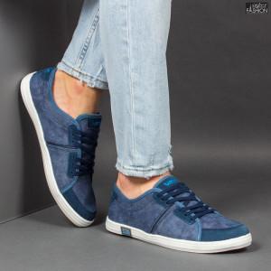 Pantofi Sport ''23DEC. 1315-A D. Blue'' [S18C9]
