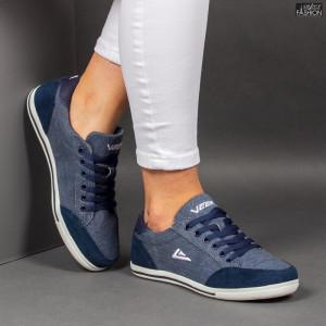 Pantofi Sport ''23DEC. 1321C Blue'' [D9B8]