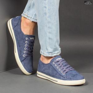 Pantofi Sport ''23DEC. 1322-C Blue'' [S10D8]