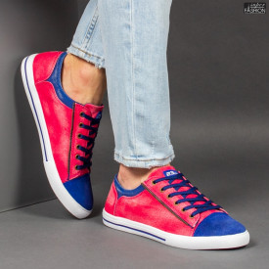 Pantofi Sport ''23DEC. M9027-15 Red Royal'' [S17E1]