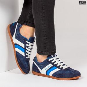 Pantofi Sport ''23DEC. M9029-59 Navy'' [S11E6]