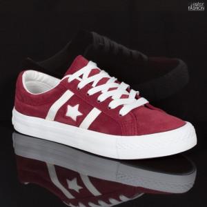 Pantofi sport ''ABC H2203 Wine Red'' [D20C4]