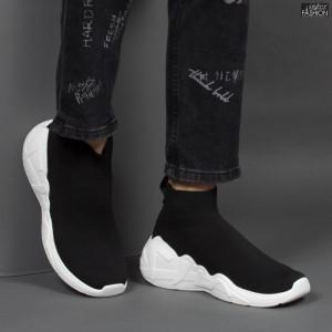 """Pantofi Sport """"Aierda ZL-1953-1 Black White''"""