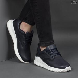 """Pantofi Sport """"Aierda ZL992-3 Navy'' [S8B2]"""