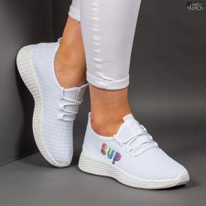 Pantofi Sport ''ALD Fashion HQ-36-178 White ''