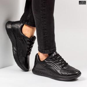 Pantofi Sport ''ALL Fashion A8912-1 Black''