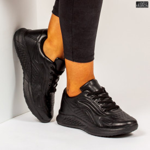 """Pantofi Sport """"ALL Fashion B8112-1 Black"""""""