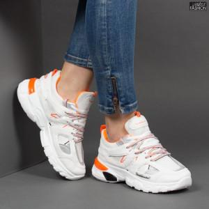 Pantofi Sport ''BAO SPORT 6608-2 Orange'' [D10A1]