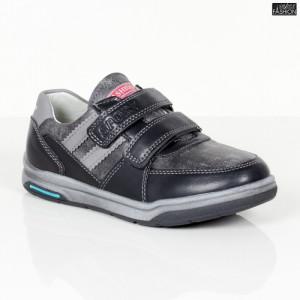 Pantofi Sport Copii ''ANA Style A-701-1 Black''