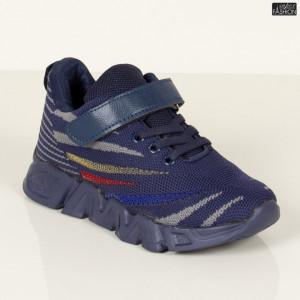 Pantofi Sport Copii ''BAO SPORT CH-12 D. Blue'' [S23B1]
