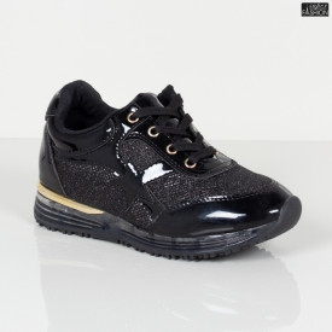 Pantofi Sport Copii ''MRS M99-16 Black'' [D11E7]