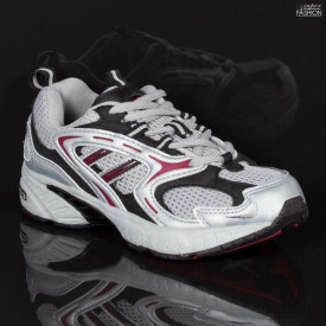 Pantofi Sport Copii ''Veer Fashion 5135 Grey Red'' [D23A1]