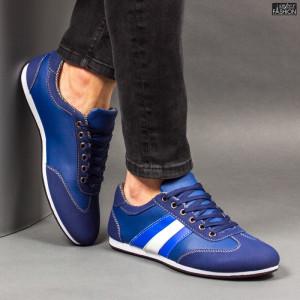 Pantofi Sport ''Couture Fashion G-51 Blue'' [S11C1]