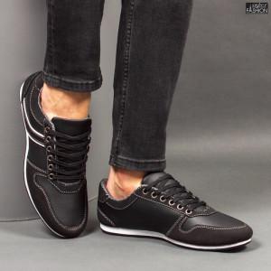 Pantofi Sport ''Couture Fashion G-65 Black'' [S23C12]
