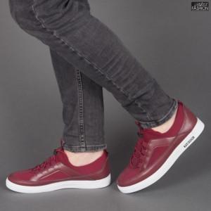 Pantofi Sport ''DCF.68 6658 Winy Red'' [S1B6]