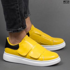 Pantofi Sport ''DCF.68 B83 Yellow Black''
