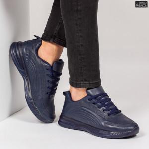 Pantofi Sport ''L&X A067 Navy'' [S19D9]