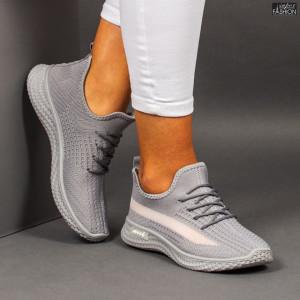 "Pantofi Sport ""Meek A-13 D. Grey"""