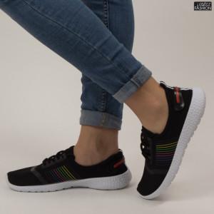 Pantofi Sport ''NoName 1492 Black''