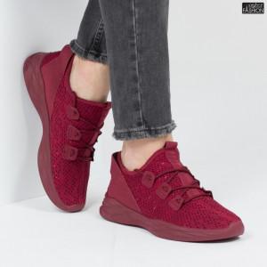 Pantofi Sport ''RXR R-592 Wine Red'' [S8D3]