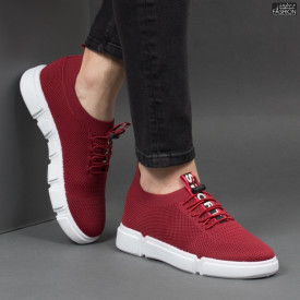 Pantofi Sport ''RXR S059 Claret Red'' [S10E5]