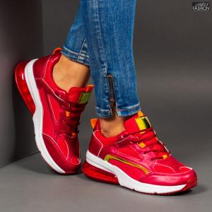 Pantofi Sport ''Se7.en X639 Red''