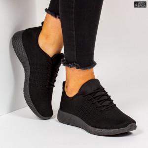 Pantofi sport ''Start A-1 Black'' [D2D10]