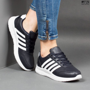 Pantofi Sport ''Veer Fashion A1817-3 Blue'' [D8D5]