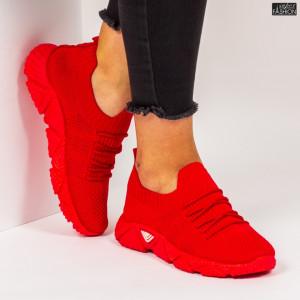 """Pantofi Sport """"Z Fashion ZA-93 Red"""" [D15D5]"""