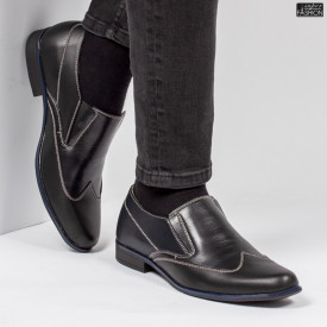 Pantofi ''Z68 Fashion 2802-1 Black''