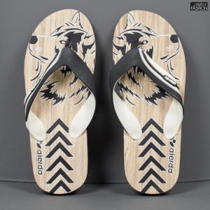 "Papuci ""Aierda A73 Black'' [S16B5]"