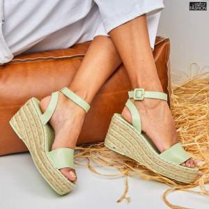 Sandale ''Bestelle Fashion JA001 Green''
