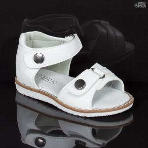 Sandale Copii ''MRS S138 White'' [D20C12]