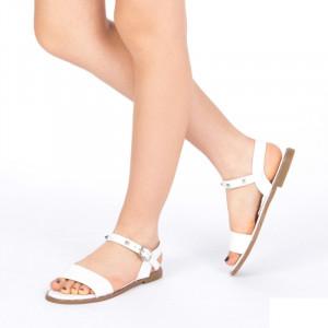 Sandale ''Mei WS8102 White'' [D4F9]