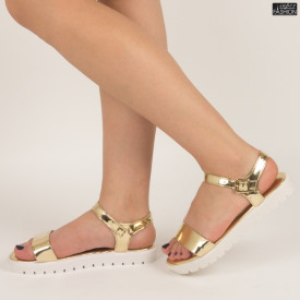 Sandale ''YiYi K-100 Gold'' [D17B5]
