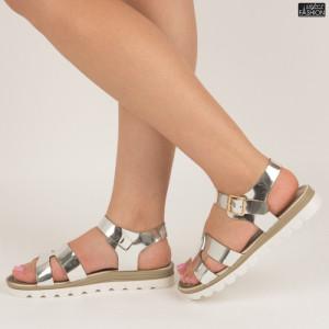 Sandale ''YiYi K-65 Silver'' [D9B5]