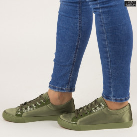 """Tenisi """"ABC H2118 Army Green"""" [D12C2]"""