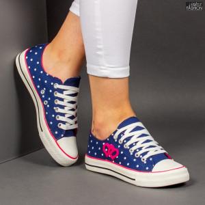 """Tenisi """"D.L. Fashion AX01 Dk. Blue"""" [D11C11]"""