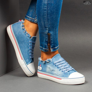 Tenisi ''Roliya Fashion YX-09 L. Blue''