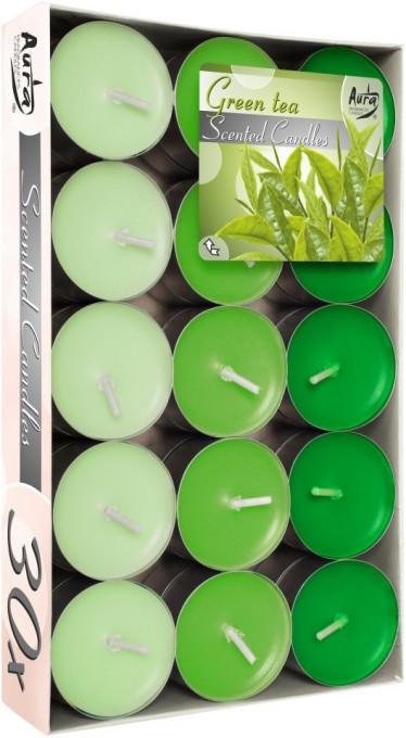 Poze Lumânări pastilă parfumate - ceai verde