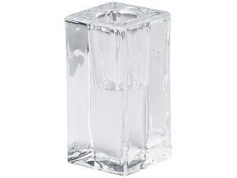 Poze Suport din sticla pentru lumanari conice si cilindrice slc